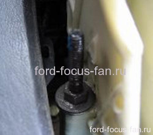 Гайка регулировки ручника форд фокус