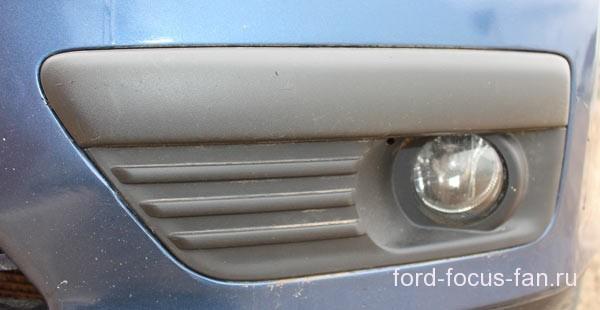 Противотуманная фара Ford Focus 2