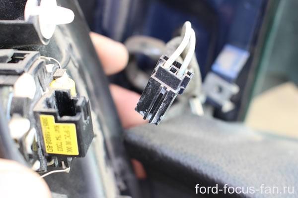 Зеркало на форд фокус 2
