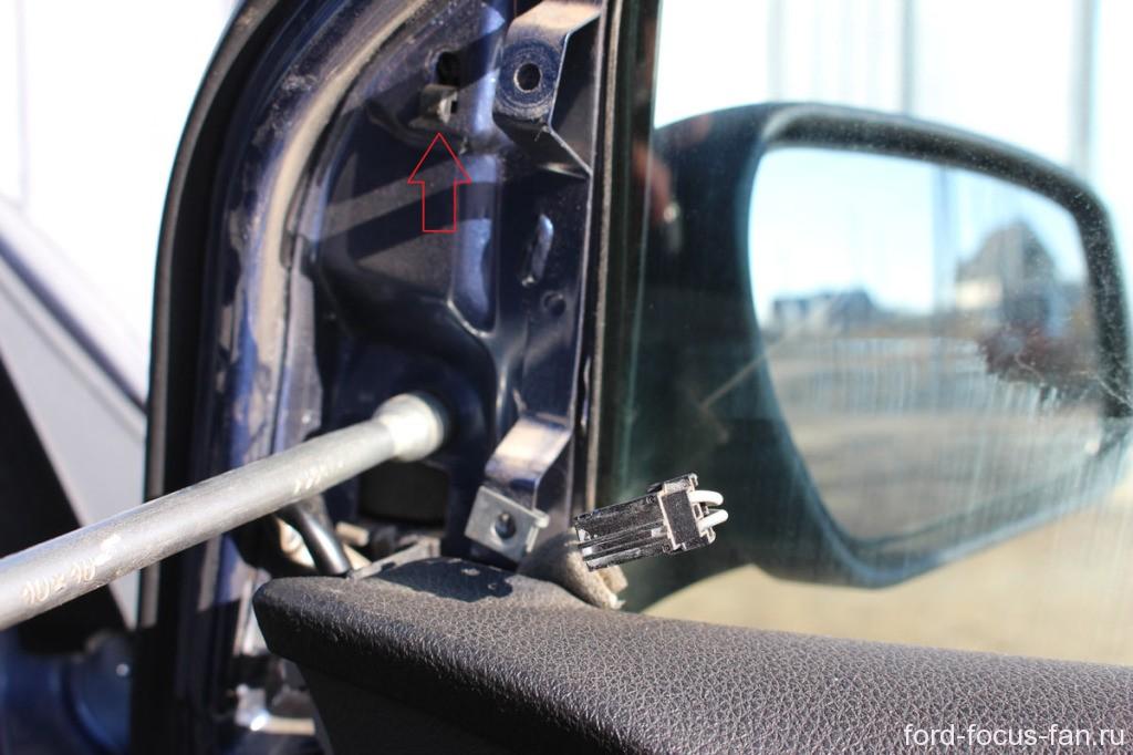 зеркало форд фокус 2 рестайлинг