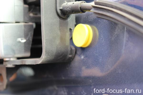 форд фокус 2 ручка двери
