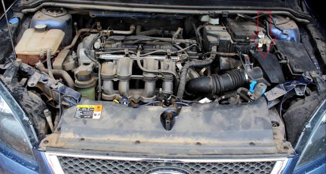воздушный фильтр форд фокус 2