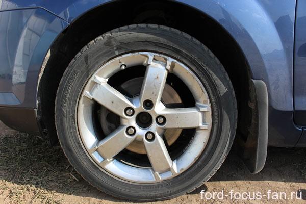Шпилька колеса