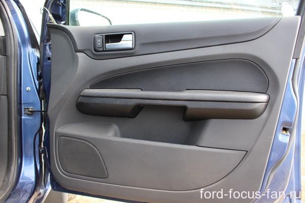 пассажирская дверь передняя форд второго поколения