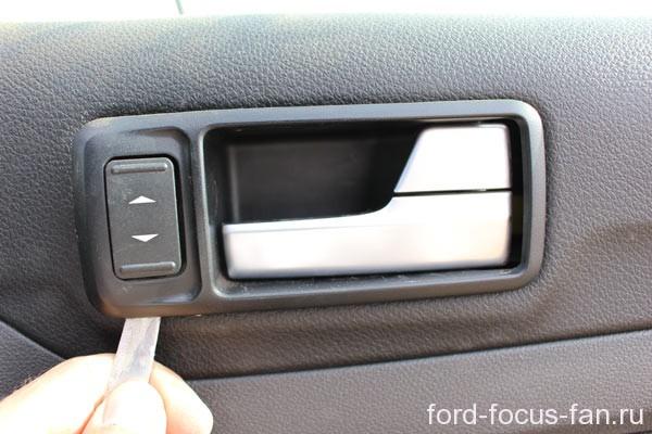 дверная обшивка форд фокус 2