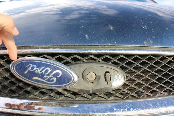 личинка замка капота форд фокус