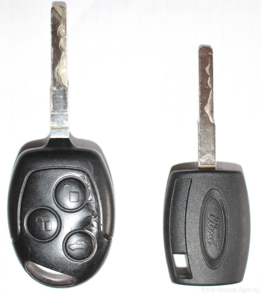 Ключ форд фокус 2