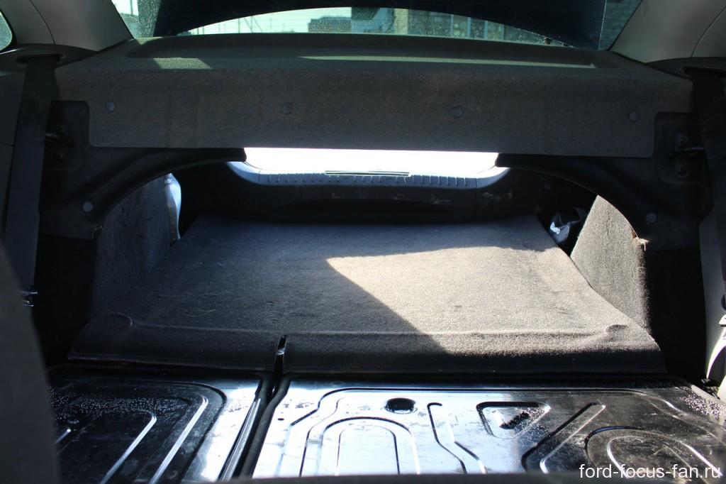 багажник форд фокус 2 седан