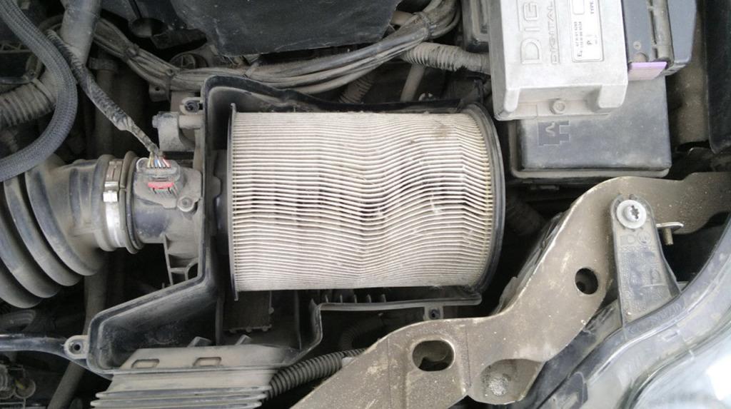 через сколько менять воздушный фильтр форд фокус 2