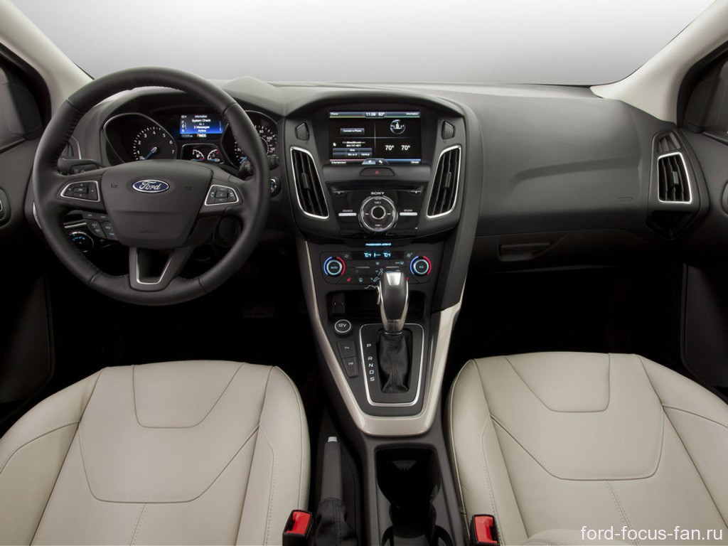 салон новый форд фокус 3 2015