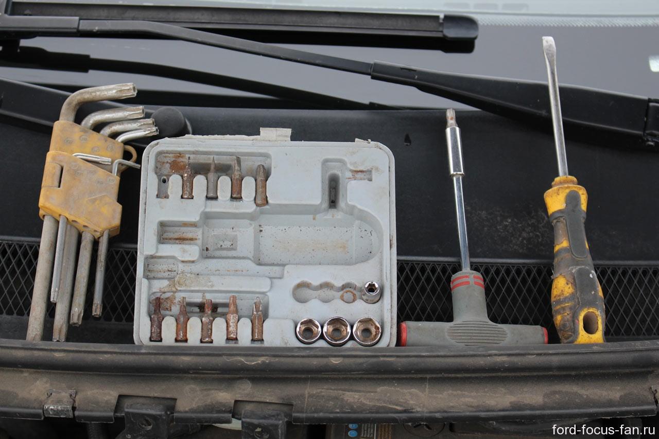 Воздушный фильтр форд фокус 2 фото 5