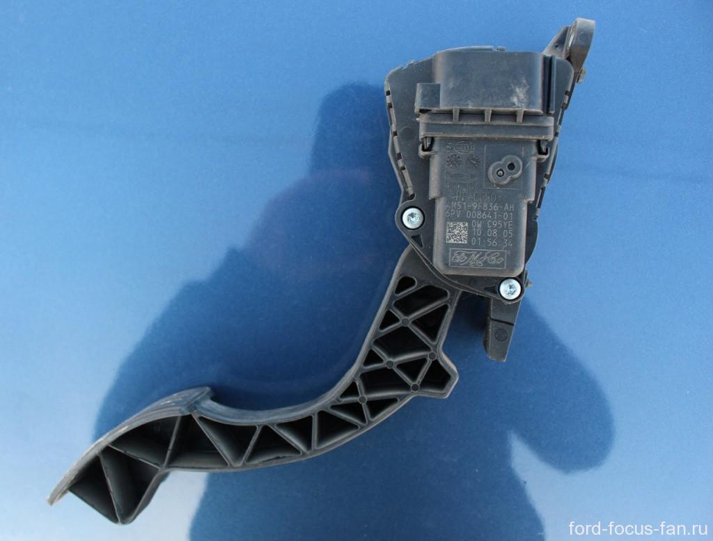 электронный акселератор форд фокус 2