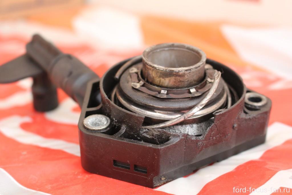 Выжимной подшипник на форд фокус 2 замена