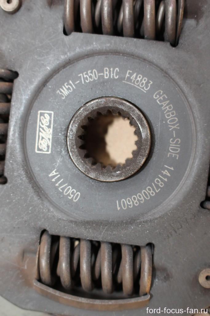диск сцепления на форд фокус 2 цена
