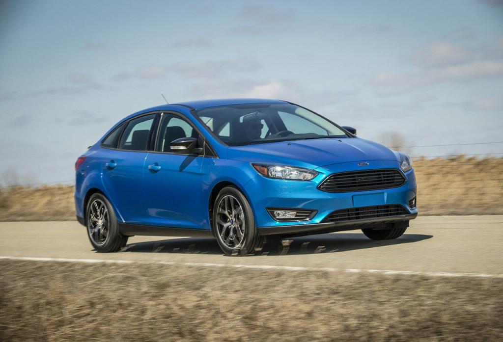 Форд Фокус 3 рестайлинг 2015