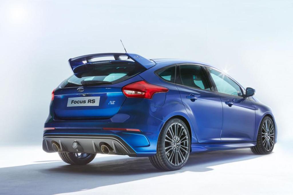 новый форд фокус рс 2015-2016 года