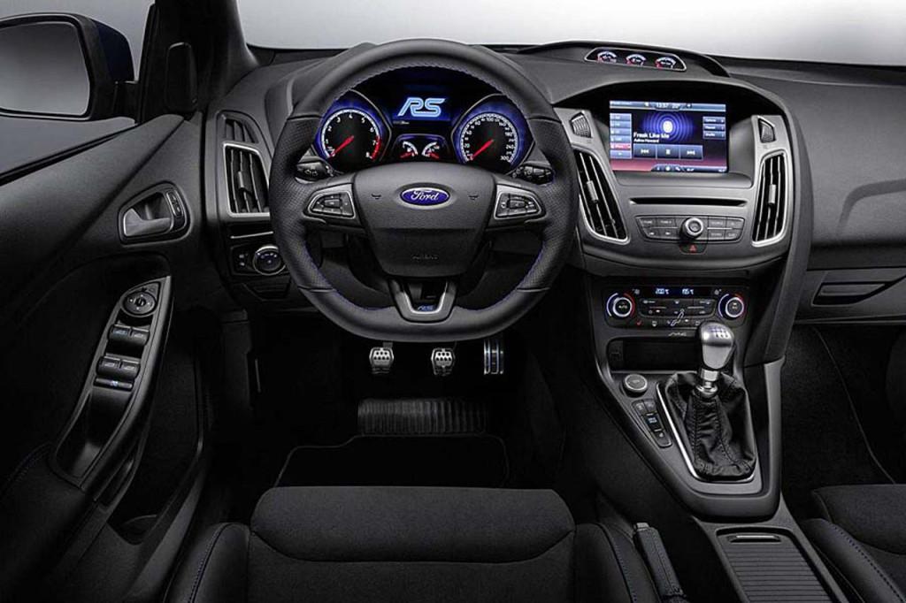 салон нового форд фокус рс 3 2015