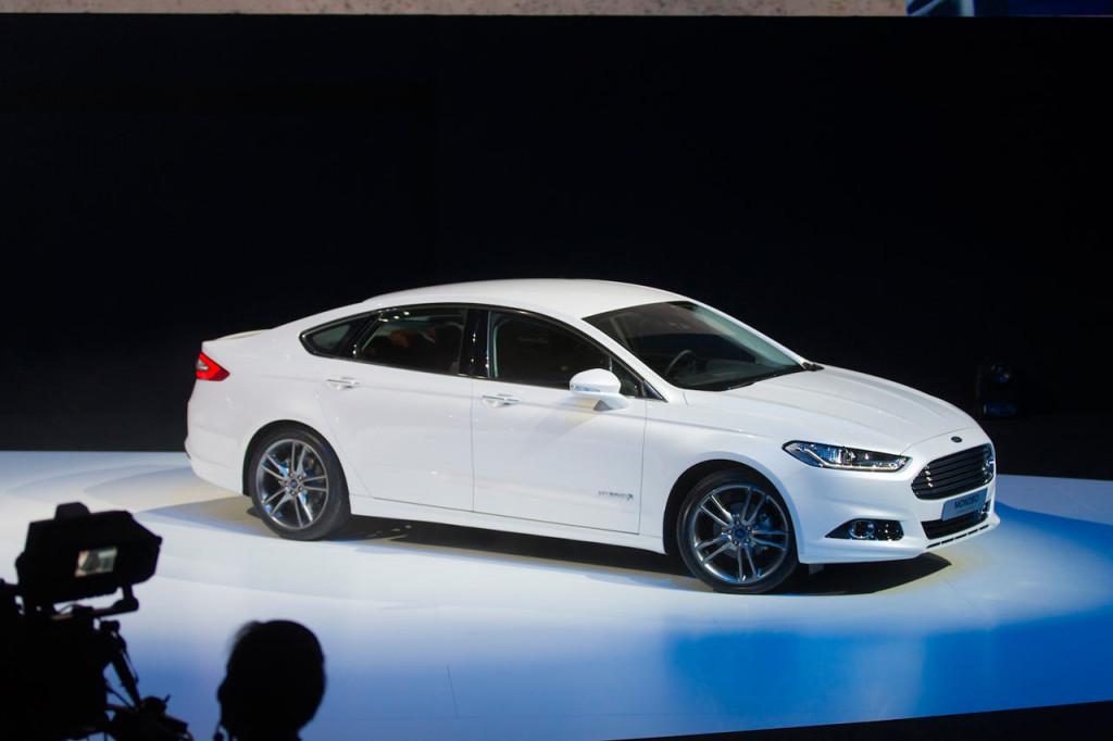 новый форд мондео 5 2015