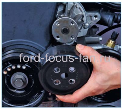 Replacement-belt-Ford Focus-2