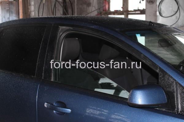 демонтаж двери Ford Focus