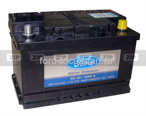 battery replacement ford focus
