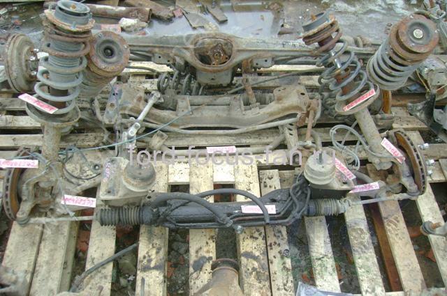 Передняя подвеска Форд Фокус