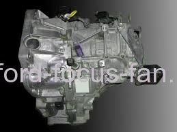 gearbox Ford focus - 2